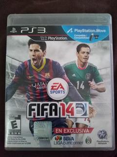 Video Juego Fifa 2014 Ps3