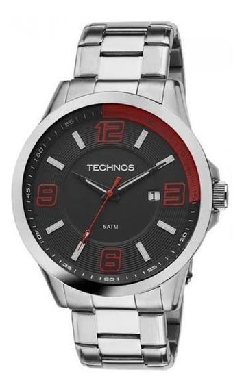 Relógio Technos Masculino Performance Racer 2115klm/1r