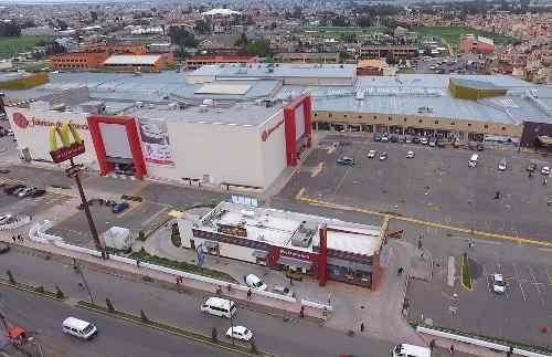 Local Comercial En Renta, Plaza Chimalhuacán, Edo. Méx.