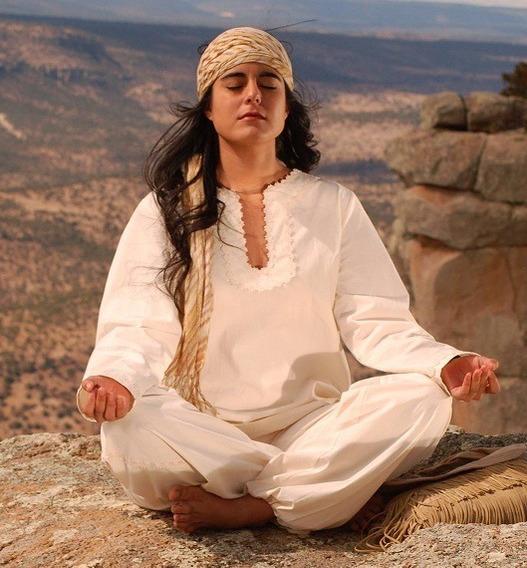 Pantalón De Mujer Para Yoga De Manta Fina