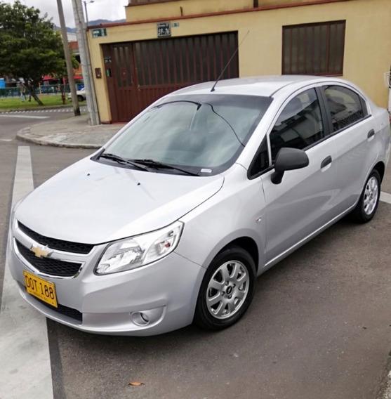 Chevrolet Sail Lt 2018