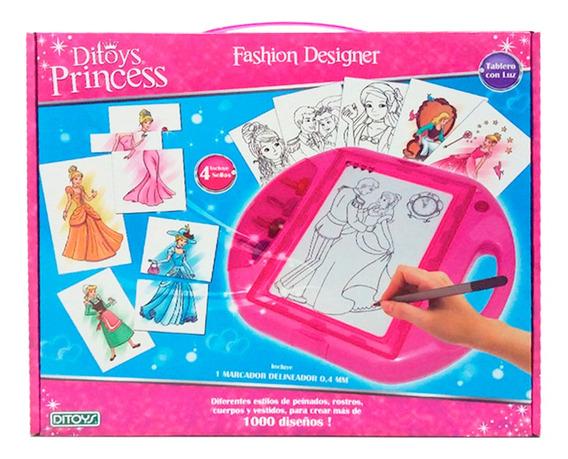 Princesas Fashion Designer Ditoys