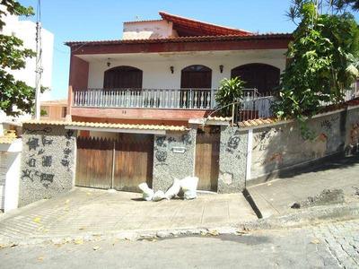 Casa Residencial Para Locação, Santa Rosa, Niterói. - Ca0033