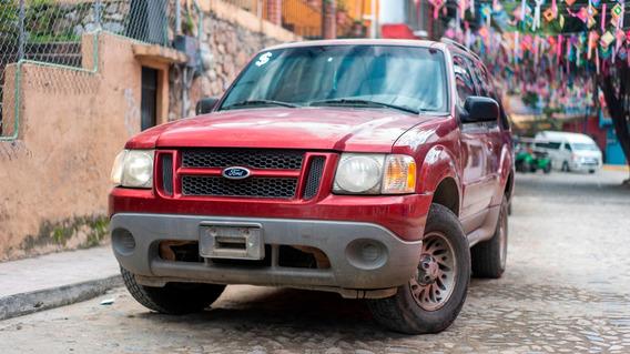 Ford Explorer 2001 - 6 Cilindros - 2 Puertas - 41000 Mxn