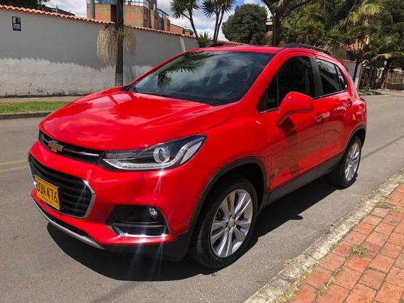 Chevrolet Tracker Ltz Premier