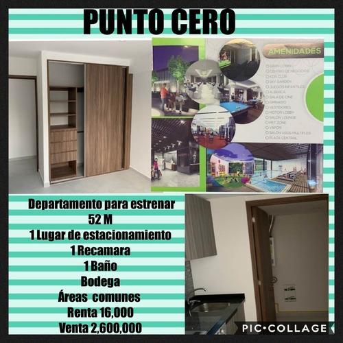 Imagen 1 de 1 de Departamento En Renta O Venta San Antonio Colonia Carola