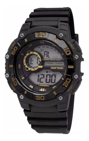 Relógio Mormaii Masculino Mo3260/8d
