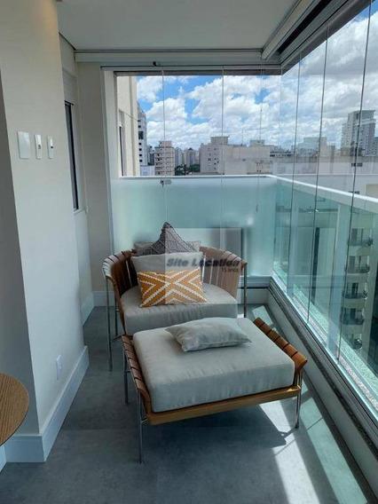 94584 Ótimo Apartamento Para Locação No Brooklin - Ap1819