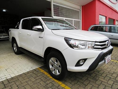 Imagem 1 de 10 de Toyota Hilux 2.8 Srv 4x4 Cd 16v Diesel 4p Automatico 2017