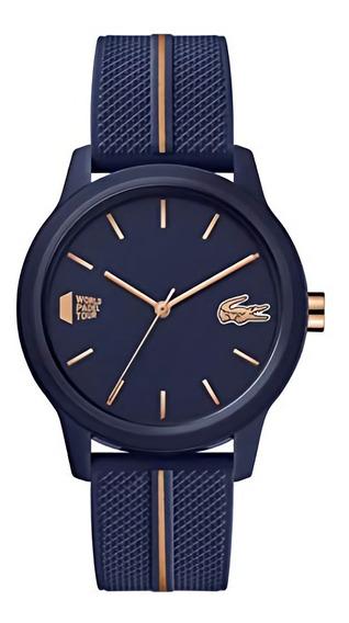 Reloj Lacoste Dama Color Azul 2001105 - S007