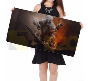 Mouse Pad Gamer Extra Grande 70x30x3mm Barato P/ Pc Notebook