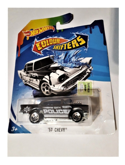 Hot Wheels - Auto Cambia De Color -
