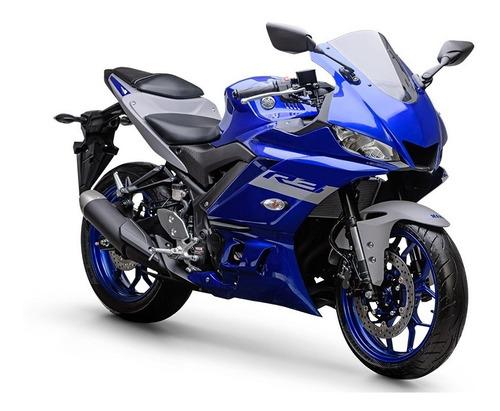 Yamaha R3 Abs - 2021 Tx Zero Docto Grátis E A Pronta Entrega
