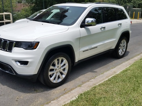 Jeep Grand Cherokee 5.7 Limited Lujo 4x4 At 2017