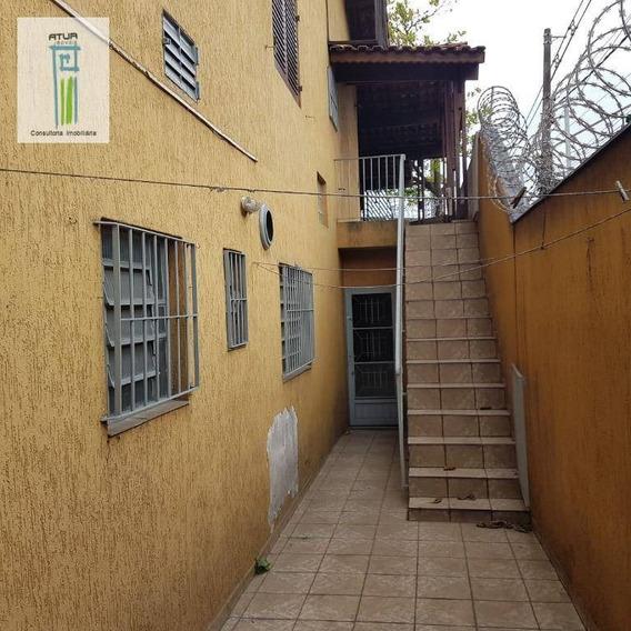 Sobrado Com 3 Dormitórios Para Alugar, 145 M² Por R$ 1.700/mês - Jardim Jaçanã - São Paulo/sp - So0237
