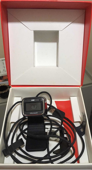 Webcam Microsoft Lifecam Hd 5000