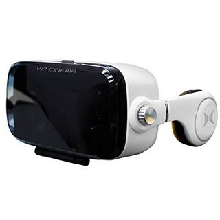 Vr Vue Audio Virtal Realidad Visor Wconstruido En Auriculare