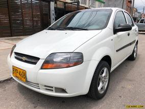 Chevrolet Aveo Ls 1400cc Mt Aa Dh Fe