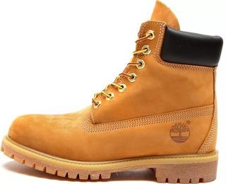 Bota Timberland Yellow Boot 37 Original Semi Nova Sem Juros
