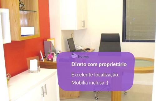Imagem 1 de 20 de Sala Comercial Para Alugar Na Rua Do Ouvidor, Centro, Rio De Janeiro - Rj - Liv-15827