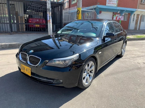 Bmw Serie 5 525 I 2.500cc At Ct Abs Fe