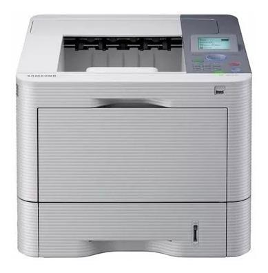 Impressora Laser De Grande Porte Samsung Ml-5010nd Seminova 48ppm 550 Folhas Duplex Rede Sem Toner