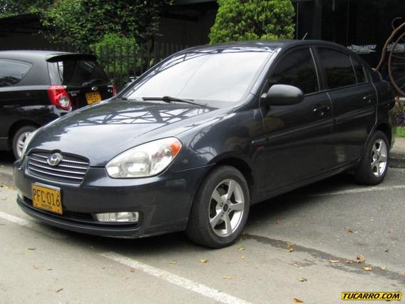 Hyundai Accent Vision 1400 Cc
