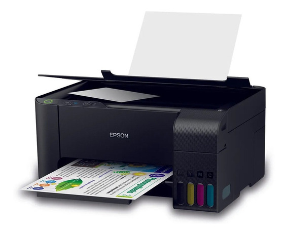 Impresora Epson L3110 Sistema Tinta Sustituye L375 L355 L360