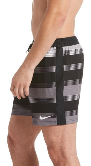 Short Baño Linen Racer Nike Nike Tienda Oficial