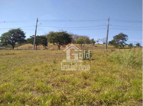 Terreno À Venda, 1356 M² Por R$ 590.073 - Parque Das Oliveiras Etapa Ii - Ribeirão Preto/sp - Te0392