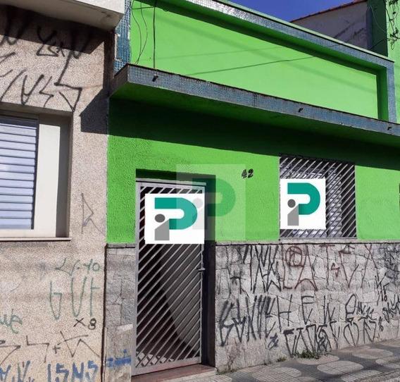 Vendo Casa Comercial No Centro De Mogi Das Cruzes - Ca0173