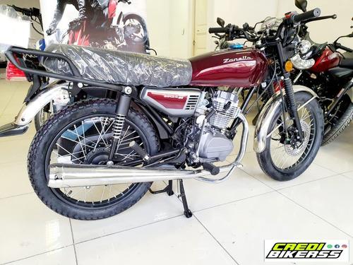 Zanella Sapucai Retro 125cc Vintage