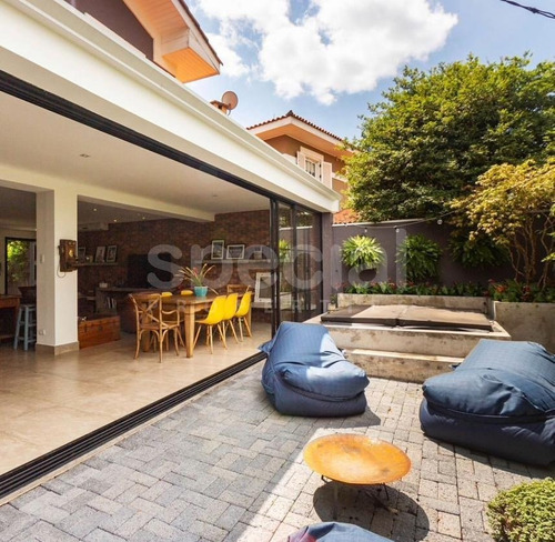 Imagem 1 de 5 de Casa Em Condominio - Cidade Jardim - Ref: 16116 - V-31666