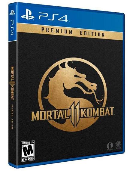 Mortal Kombat 11 Premium Edition Digital Principal