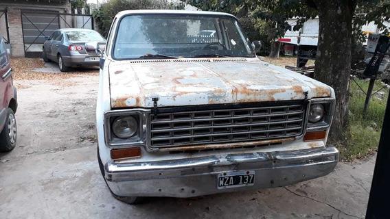 Chevrolet Año 1975
