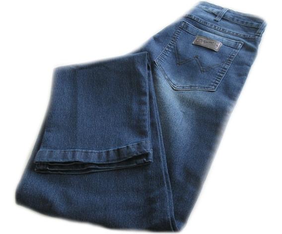 Calça Jeans Masculina Semi Skinny C/ Elastano 36 A 44[29267]