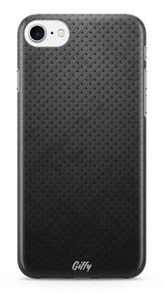 Capa Celular iPhone 5/5s - Black Metal