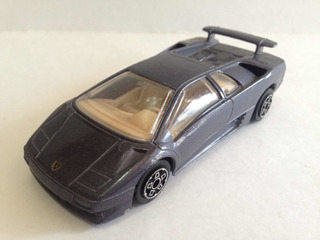 Lamborghini Diablo Burago. Hecho En Italia. Escala 1/43
