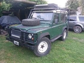 Land Rover Defender 2.5 90 Hard Top 1997