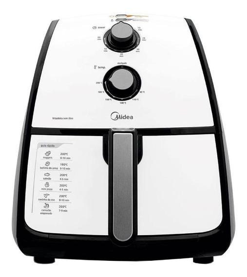 Fritadeira sem óleo Midea FR Liva branca 220V