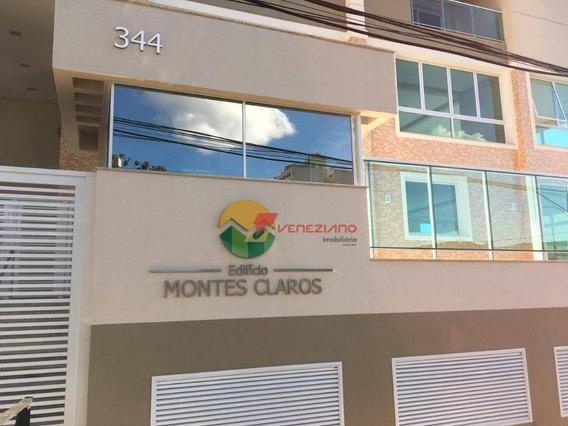 Apartamento Com 2 Dormitórios À Venda, 72 M² Por R$ 500.000 - Centro - Piracicaba/sp - Ap0729