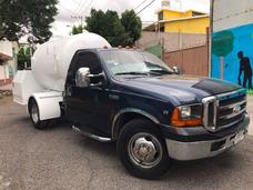 Preciosa Pipa De Gas L.p 4500 Lts !!!! Ford F-350
