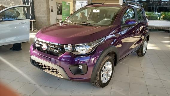 Fiat Mobi 0km Linea Nueva $65.900 Y Cuotas/entrega Usado/ A-