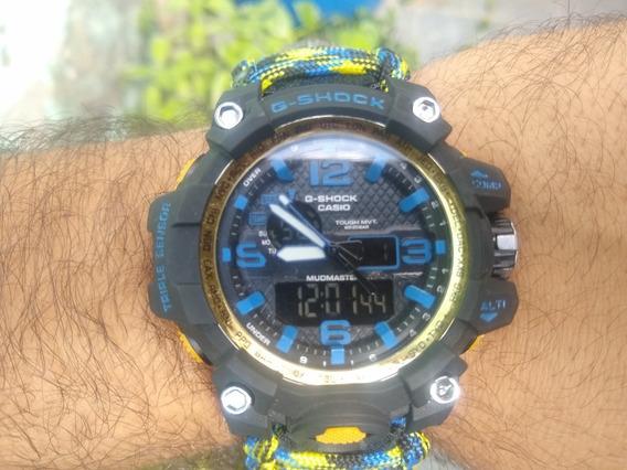 Relógio Aventura/trilha/sobrevivência Gshock.