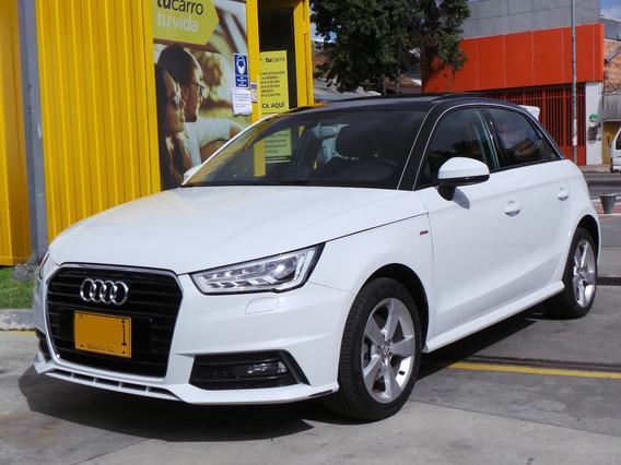 Audi A1 Sporback Sline