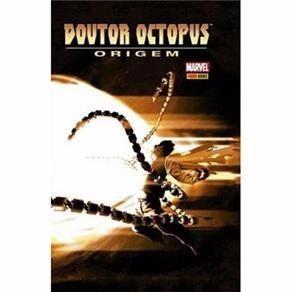 Hq Encadernado Doutor Octopus: Origem - Panini