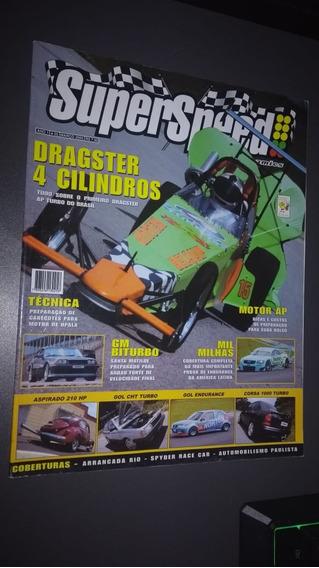 Revista Superspeed Nº 5 Editora Crazy Turkey Março 2005
