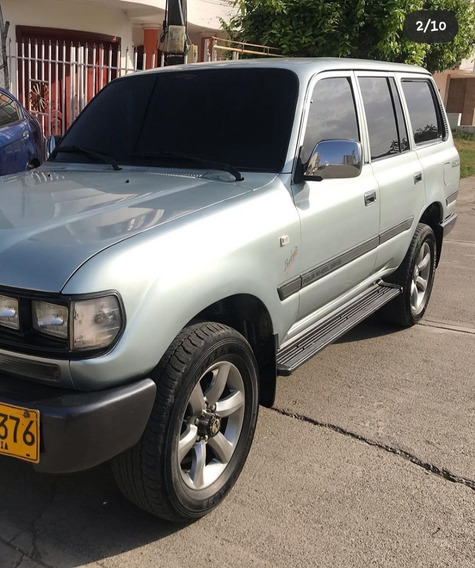 Toyota Land Cruiser Autana 1998