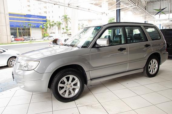 Subaru Forester 2.0 Lx 2008 Automatica,com Teto,nova!