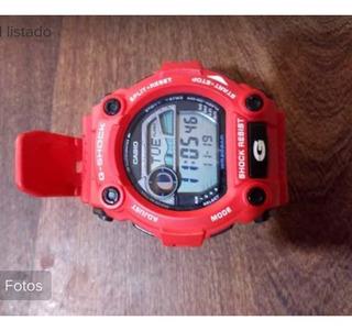 Reloj Usado Casio G Shock Ga 100_sumergible 200 M